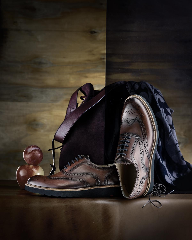 Budapester, Damenschuh, SChuhpassform, Schuhhandwerk,Business,Oberflächenlook Schuh, Schuhhandwerk, Kampagne Herbst/Winter 2016