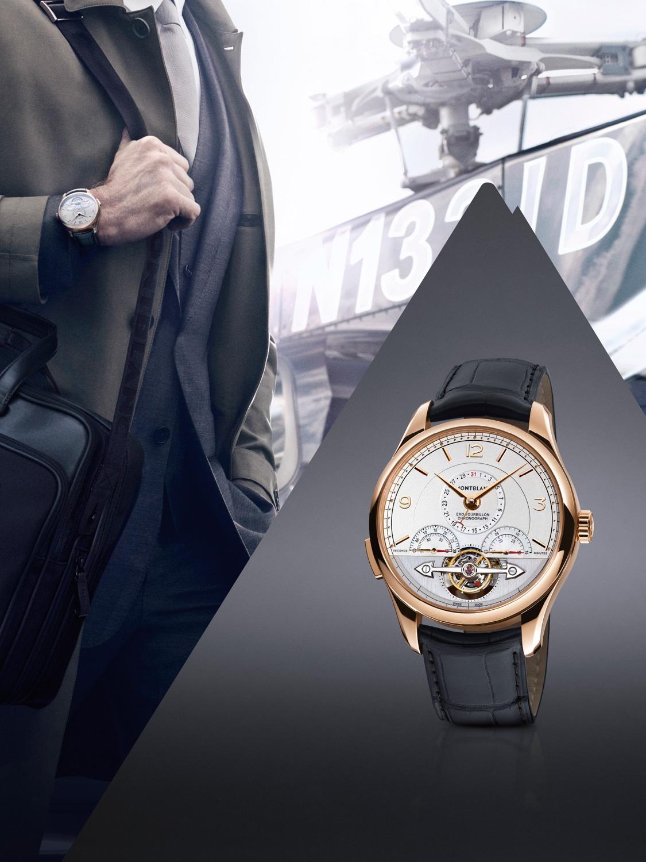 Montblanc Watch Collection Exo Tourbillon