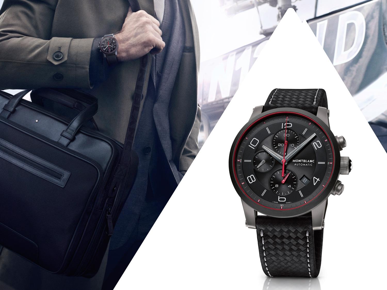 Montblanc Watch Collection Timewalker