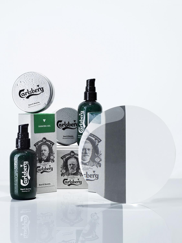 Carlsberg - Beer Beauty for Men